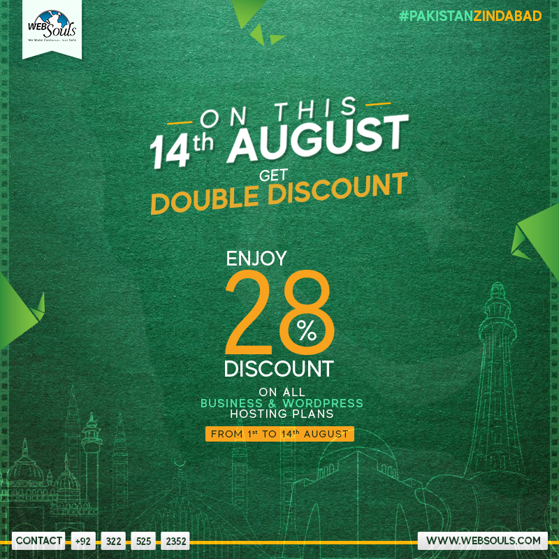 Double Discount Offer