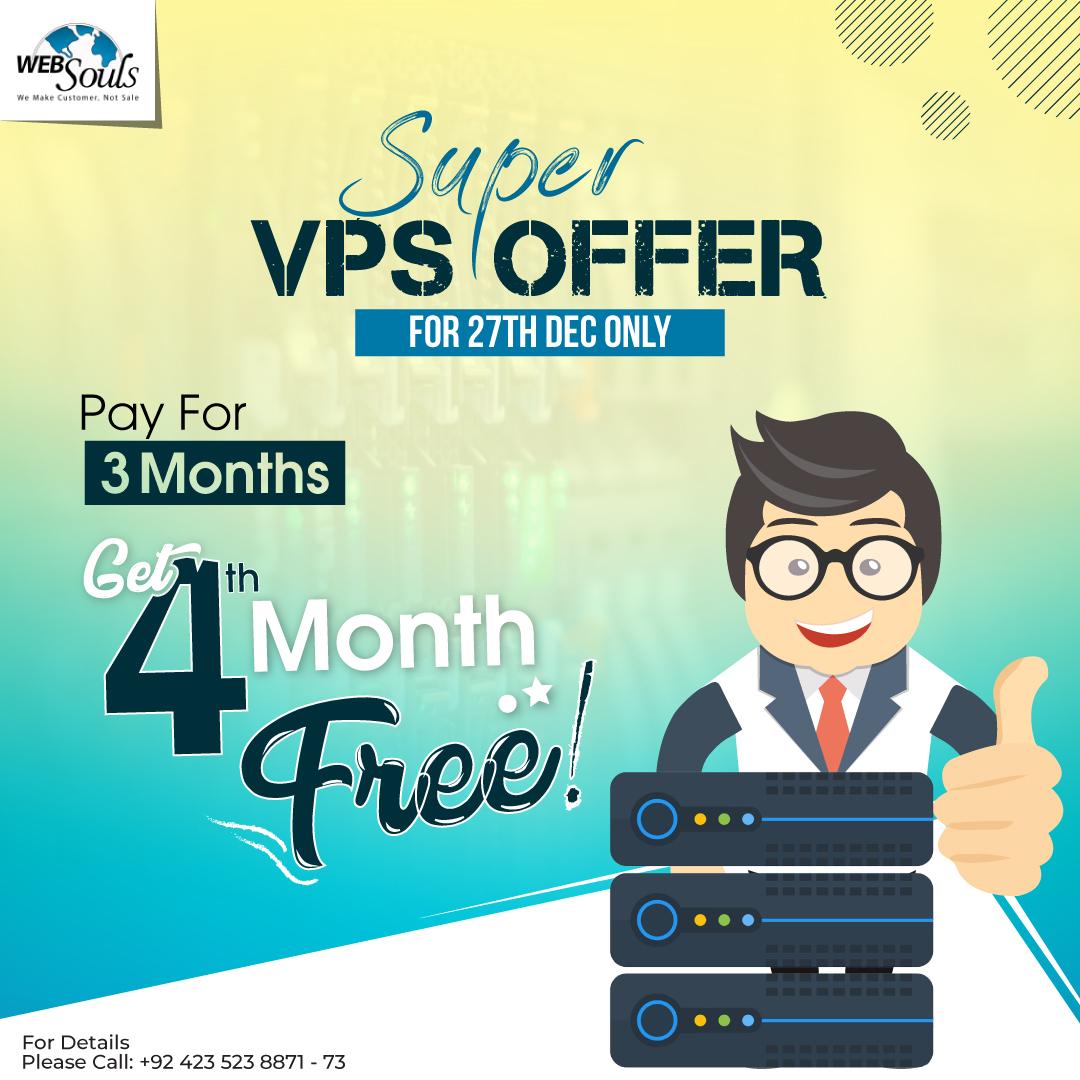 Super VPS Offer