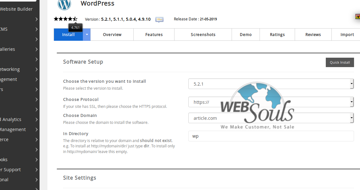 https://billing.websouls.com/images/Knowledgebase/install-apps-with-softacoulus/image3.png