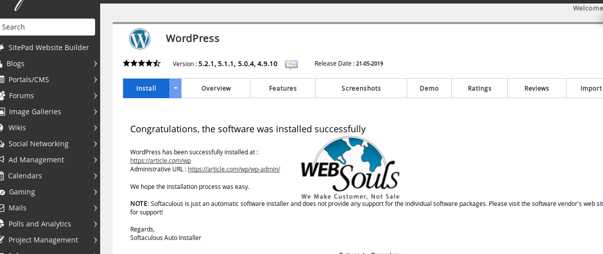 https://billing.websouls.com/images/Knowledgebase/install-apps-with-softacoulus/image4.png